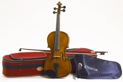Скрипка STENTOR 1515/A STUDENT II ELECTRIC VIOLIN OUTFIT 4/4
