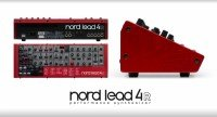 Синтезатор Clavia Nord Lead 4 Rack