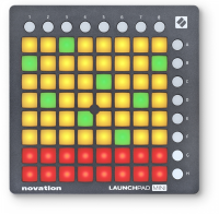 DJ контроллер NOVATION LAUNCHPAD MINI MKII