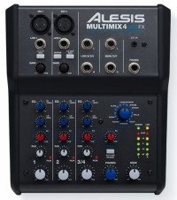 Микшерный пульт ALESIS MULTIMIX 4USB FX