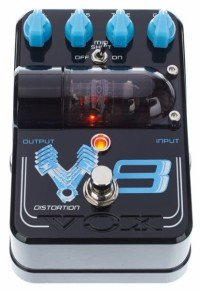 Педаль для электрогитары VOX TG1V8DS TONE GARAGE V8 DISTORTION