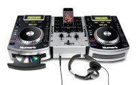 DJ контроллер NUMARK iCD DJ IN A BOX