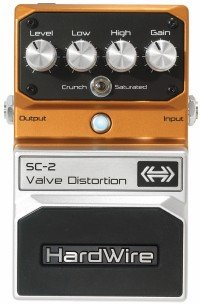 Педаль для электрогитары DIGITECH SC-2 DISTORTION