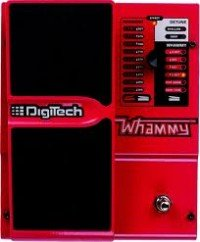 Педаль для электрогитары DIGITECH WHAMMY4