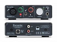 Звуковая карта FOCUSRITE SCARLETT SOLO NEW