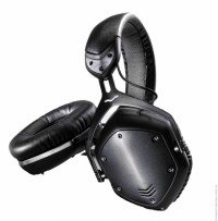 DJ наушники V-moda Crossfade LP2 Remote-Matte Black Metal