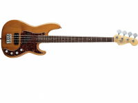 Бас-гитара Fender AMERICAN DELUXE PRECISION BASS RW AM