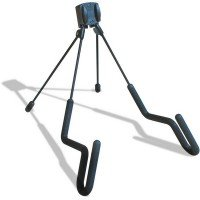 "Гитарная стойка QUIK LOK GS435 Compact, low ""A"" frame ACOUSTIC guitar stand - BLACK"