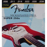 Струны для электрогитары FENDER 250SL NPS BALL END 8-38
