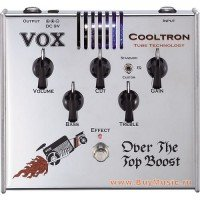 Педаль для электрогитары VOX COOLTRON OVER THE TOP BOOST