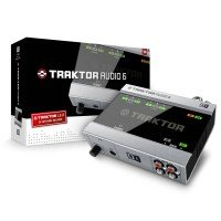 Звуковая карта Native instruments TRAKTOR AUDIO 6 DJ